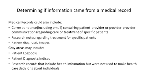 the impact of hipaa on access to medical archives an archivist u0027s