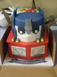 transformer cakes transformer custom cake hey cupcake