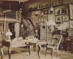 Studio Interior Historic Photos Thomas Moran Trust