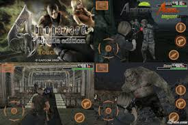 resident evil 4 apk resident evil 4 biohazard apk working on all devices