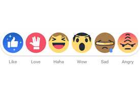 celebration emoji facebook is celebrating star trek u0027s 50th anniversary with new like