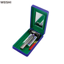aliexpress com buy weishi 9306c gunmetal double edge manual