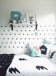 chambre bébé noir et blanc chambre enfant en noir et blanc 25 idées à copier