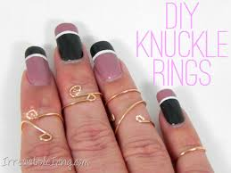 knuckle rings images Irresistible diy idea knuckle rings irresistible icing png
