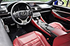 lexus sport tuned suspension 2016 lexus rc 350 rc 350 f sport stock 012845 for sale near