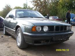 1990 bmw 5 series information and photos zombiedrive