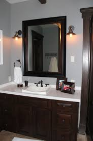 Frame Your Bathroom Mirror Mirrored Picture Frames Lionel Barrymore Silver Gold Foil