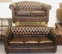 Chesterfield Sofas Ebay by Leather Chesterfield Sofa Ebay Uk Yale Sofa Price