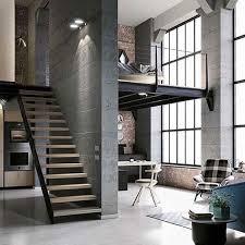 loft home decor industrial loft entre pisos metalicos industrial loft lofts and