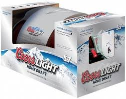 how much is a keg of coors light for earth day bring on the mini keg guys drinking beer