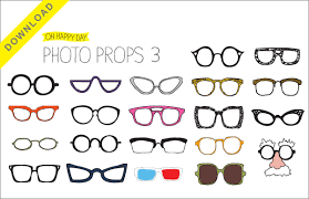 Photo Booth Prop Photobooth Props Set 3 Free Printable