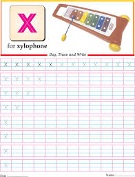small letter x practice worksheet download free small letter x