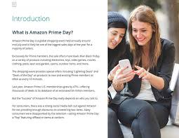 amazon movie lightning deals for black friday the seller u0027s guide to amazon prime day cpc strategy