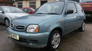 nissan micra mpg 2001 nissan micra vibe s 16v from the elms car sales