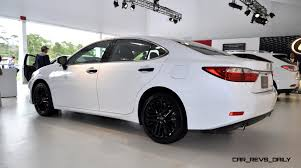 black lexus 2015 2015 lexus es350 crafted line arriving in november from 42 500