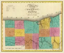 County Map New York by Joseph Smith Home Page Maps