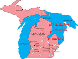 Map Of Bay City Michigan by July 2017 On The Open Road U2013 With Jeff Paula And Laddy