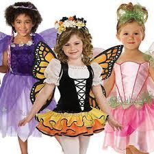 Pixie Halloween Costumes Fairytale Pixie Girls Fancy Dress Book Week Character Kids Child