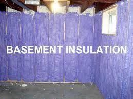 types of basement wall insulation gilbertconstruct