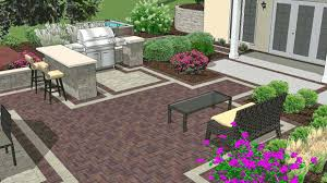 Backyard Covered Patio Ideas Patio With Grill Design Backyard Grill Ideas Ideas Likewise
