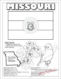 missouri map coloring pages missouri state flag coloring page map coloring pages missouri