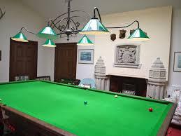 luxury pool table light fixture hang pool table light