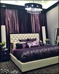 Purple Themed Bedroom - elegant french boudoir themed bedroom style interior design