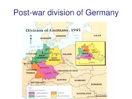 Map Of Germany And Poland by Germany After The War 1945 49 Geopol Intelligence