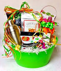 martini gift basket the basket cases personal and corporate gift baskets for all