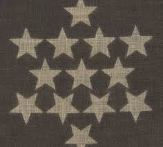 Flag 48 Stars Jeff Bridgman Antique Flags And Painted Furniture 48 Stars On An