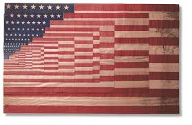 American Flag Regulations Exhibit Long May She Wave A Graphic History Of The American Flag
