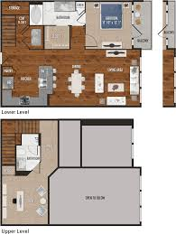 a8 m one bedroom floor plan for alexan 5151