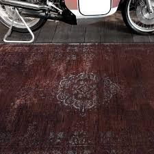 ebony 8256 designer luxury rug dyed rug therugshopuk