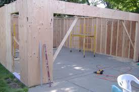 how to build a car garage garage builders in buffalo ny area custom garage builders wny