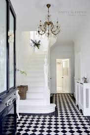 Best 25 Black Bathroom Floor by Best 25 Black And White Tiles Ideas On Pinterest Black And