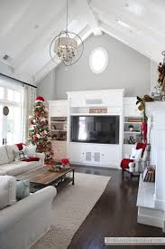 Pottery Barn Coral Rug by Christmas Home Tour Part 1 The Sunny Side Up Blog