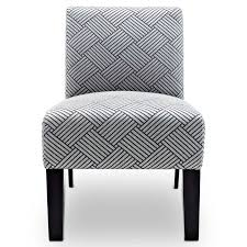 20 ways to black and white accent chair