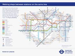Green Line Boston Map by London U0027s Selfless New Tube Map Encourages You To Walk Not Ride