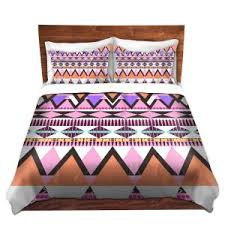boho chic duvet covers and shams bedroom dianoche designs