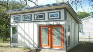 Shed Homes Plans Slant Roof Shed Design Adu Pinterest Cabin Spaces And Storage