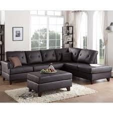 Sectional Sofa With Ottoman Modern Contemporary Sectional Sofa With Ottoman Allmodern