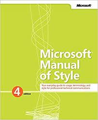si e de microsoft microsoft manual of style amazon de microsoft corporation