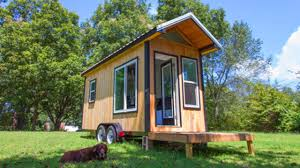 Tiny Houses Designs The Big Mack Tiny House From Tiny Happy Homes Tiny House Design