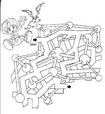 mazes worksheets our english site