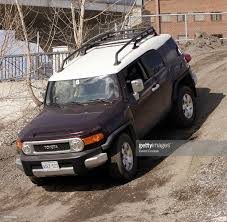 international toyota toyota sj cruiser on the toyota 4x4 test track outside the 2006