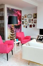 Pink Living Room Chairs Foter - Pink living room design