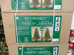 ez connect 7 5ft prelit led tree