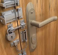 Exterior Door Security Door Security
