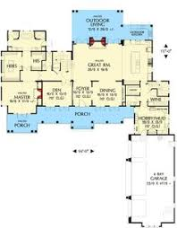 plan 23610jd high end mountain house plan with bunkroom house