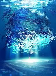 Cool Blue Best 20 Fish Illustration Ideas On Pinterest Animal